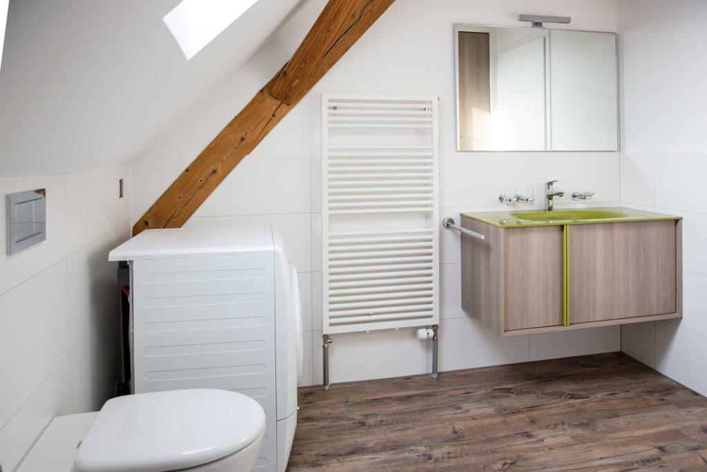 Badezimmer Umbau / Renovationen
